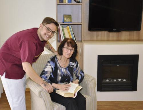 Internationaler Männertag in den Zur Buche Seniorenhäusern