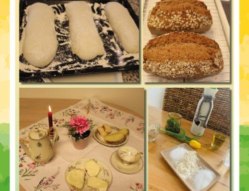 Brotbacken wie früher im Seniorenhaus Roscheid